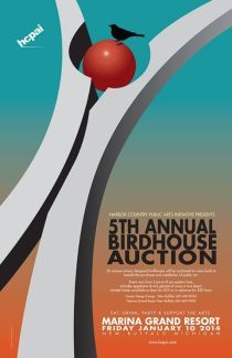 Birdhouse Auction