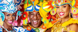 Junkanoo Festival In The Bahamas