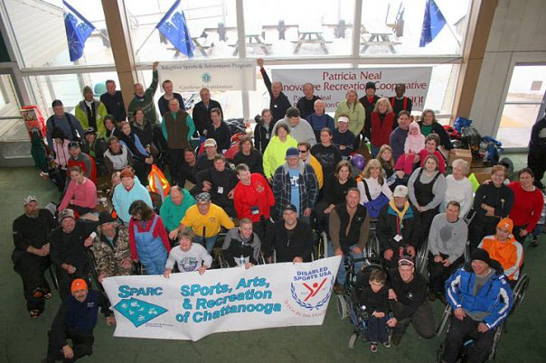 Annual Ds Usa Adaptive Learn To Ski Event
