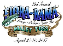 The Interstate Mullet Toss & Gulf Coast's Greatest Beach Party