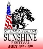 The Annual St Simons Island Sunshine Festival