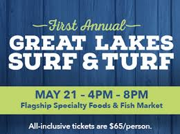 Great Lakes Surf & Turf Event