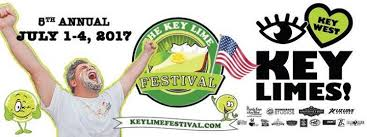 Fifth Annual Key Lime Festival
